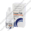 Careprost Plus Eye Drops (Bimatoprost/Timolol Maleate) - 0.3mg/5mg (3mL)
