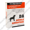 D.A. Double Advantage Spot On Solution (For Dogs 4-10kg Body Weight) Medium Dog P1