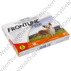 Frontline Plus for Dogs (Fipronil/S-Methoprene) - 9.8%/8.8% (0.67mL x 6) P1