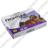Frontline Plus for Dogs (Fipronil/S-Methoprene) - 9.8%/8.8% (2.68mL x 6) P1