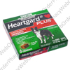 Heartgard Plus (Ivermectin/Pyrantel) - 136mcg/114mg (6 Chewable Tablets) P1