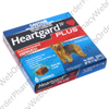 Heartgard Plus (Ivermectin/Pyrantel) - 68mcg/57mg (6 Chewable Tablets) P1