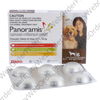 Panoramis (Spinosad/Milbemycin Oxime) - 1620mg/27mg (6 Chewable Tablets) P1