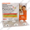 Panoramis (Spinosad/Milbemycin Oxime) - 270mg/4.5mg (6 Chewable Tablets) P1