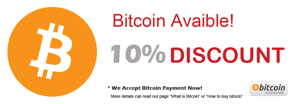 Bitcoin Payment 10% discount : WebOrderPharmacy